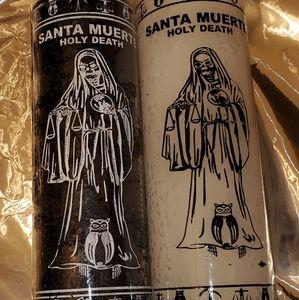 Holy Death, Spiritual Candle